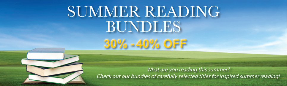 Save up to 40% on Summer Reading Bundles!
