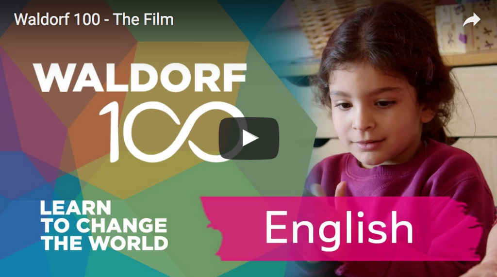 Waldorf 100 – Learn To Change The World (Video)